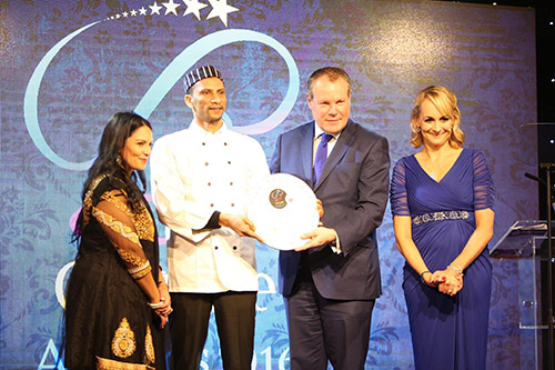 Taj Mahal Curry Awards