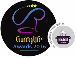 Currylife awards